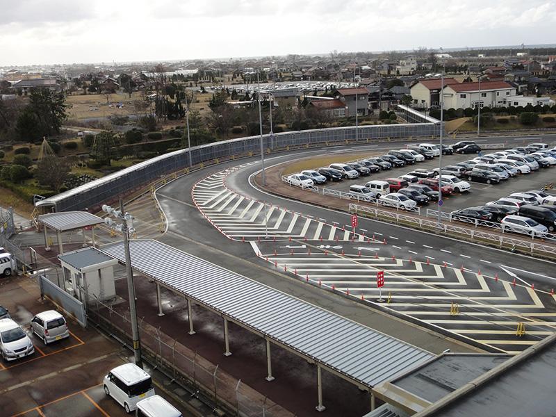 羽田 空港 国際線 ターミナル 駐 車場
